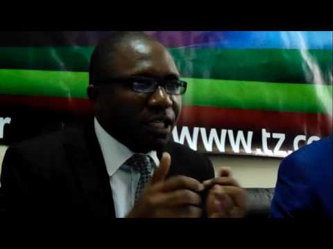 Zimbabwe Biometric Voter Registration Voter Education press conference