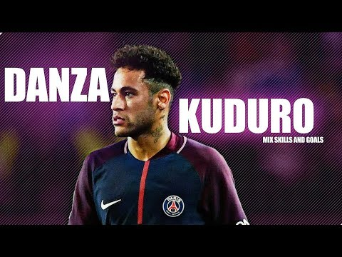 Neymar Jr ► Danza Kuduro - Mix Skills and Goals - HD