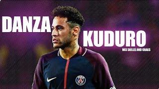 neymar jr ► danza kuduro mix skills and goals hd