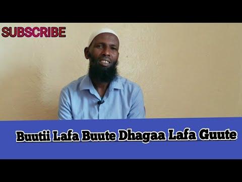 Download Abdoosh Aliyyii Buutii Lafa Buute Dhagaan Lafa Guute