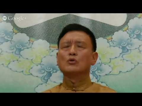 Guided Meditation of Guru Yoga—Tenzin Wangyal Rinpoche