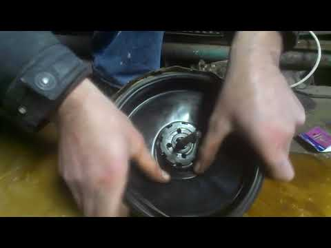 Как отремонтировать вакуумный усилитель на москвиче