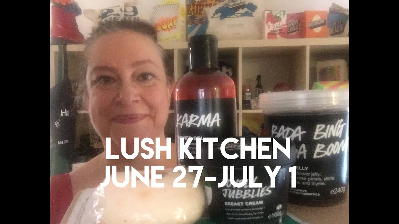 Lush Kitchen Menu Reviews June 27-July 1 - YouTube