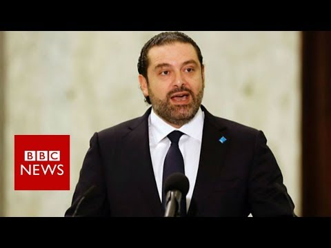 Saudi Arabia and Iran accused each other of fuelling instability in Lebanon - BBC News