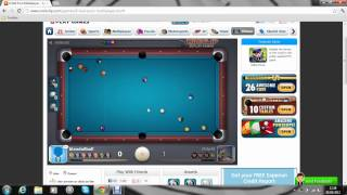 Miniclip Pool road to master part 5 Losing streak?