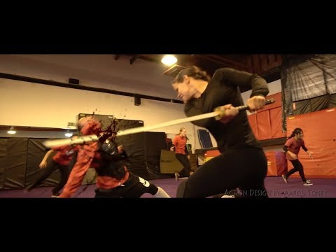 The Nightbreed Zombie Battle PV