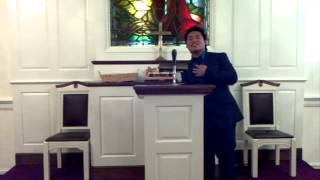 Grace - Pastor Chandra Tamang - Nepali Church of Roanoke
