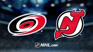Palmieri, Noesen help Devils edge Hurricanes, 4-3