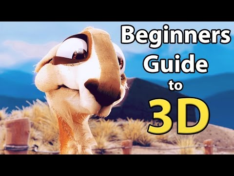 Beginners Guide To Learning 3d Computer Graphics
