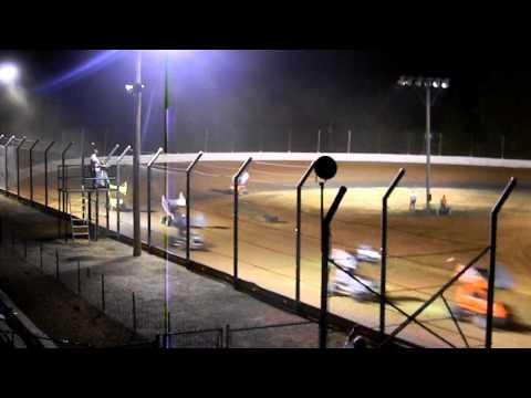 Doe Run Raceway 9/21/12 Feature Part 3