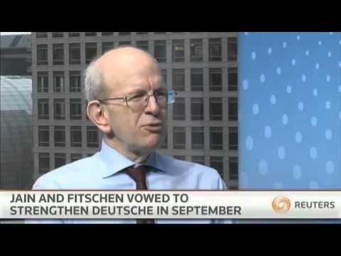 Breakingviews Deutsche should raise capital