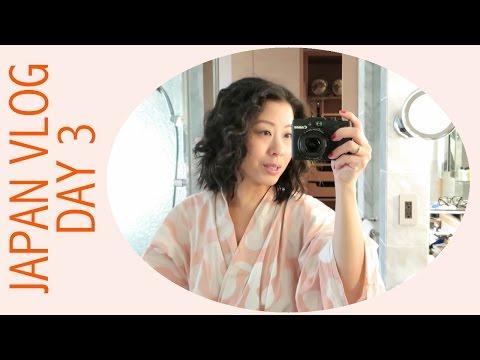 Japan Vlog - Day 3 - Osaka - Sushi, Shopping, Umeda Sky Building, And Okonomiyaki