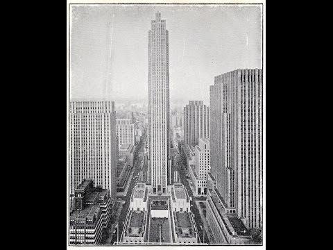NY Modern: Rockefeller Center