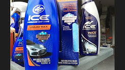 New 2015 Turtle Wax ICE Liquid Wax Review & Water Test