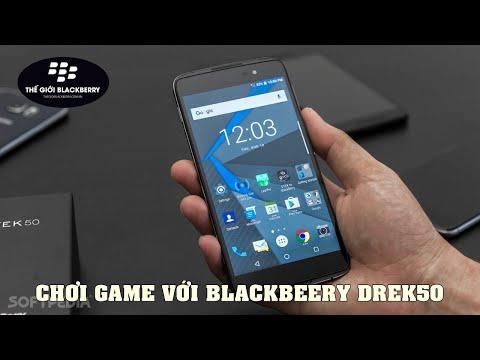 Hiệu năng BlackBerry DTEK 50 - Ram 3GB chơi game như thế nào ?