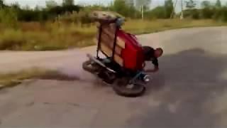Приколы про мотоцикл ИЖ #1