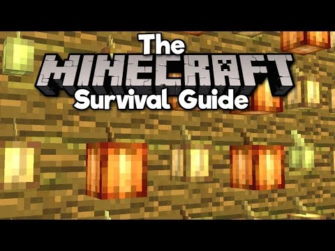 How to Farm Cocoa Beans! ▫ The Minecraft Survival Guide (Tut