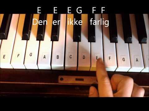 Klaver for begyndere online dating 3