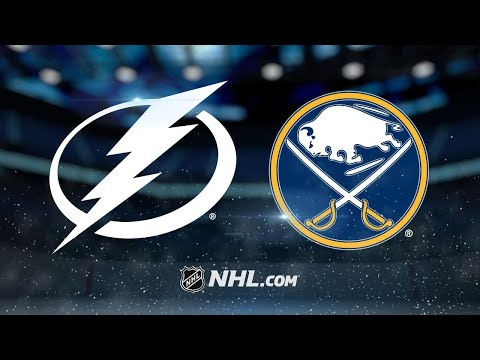 O'Reilly, Reinhart lead Sabres past Lightning, 5-3