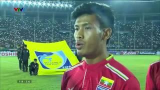 Vòng bảng AFF Cup 2016  Myanmar 1-2 Việt Nam