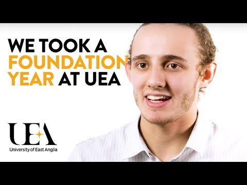 A Humanities Foundation Year at University of East Anglia (UEA)