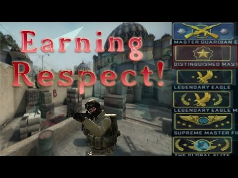 I have to earn my RESPECT on my Solo Queue to GLOBAL! (Fastest Sniper) EP: 62