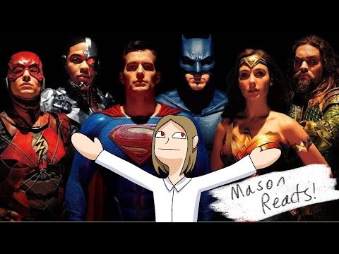 Mason Reacts #9: Film Theory: Dear DC, I Fixed Your Universe Reaction!