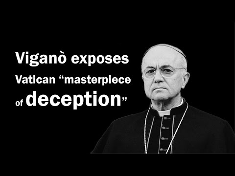 BREAKING: Viganò to Francis -- 'The faithful have a right to know'