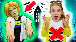 Зомби апокалипсис на Хэллоуин Леди Баг и Супер Кот новая серия