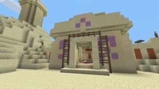 Minecraft — праздничное обновление консольной версии