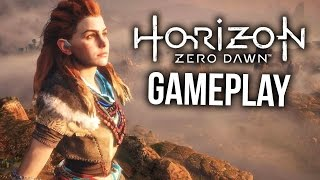Horizon Gameplay & First Impressions #2 - GAME OF THE YEAR CONTENDER ???