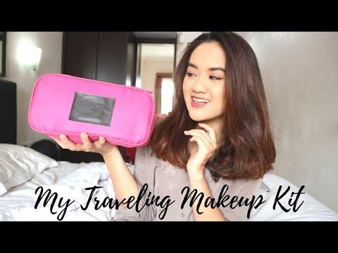 Makeup Kit Wajib Untuk Traveling ala Ratu