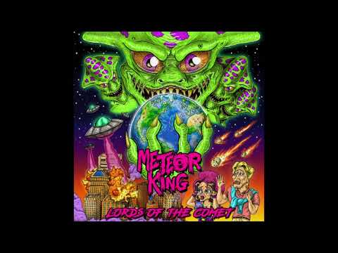 LORDS OF THE COMET - Meteor King Mp3