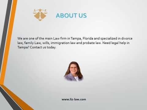 Immigration Attorney in Tampa - Lizbeth Potts, P.A