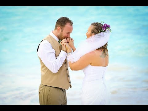 Wedding Ceremony in Nassau Bahamas - Bahamas Wedding Ceremony | Wedding Officiant in Nassau Bahamas