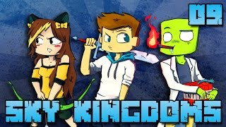 SKY KINGDOMS #09 : DÉPART AU COMBAT !