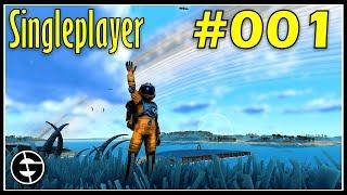No Man\'s Sky NEXT #001 | ICH BIN BAFF! | [PS4 Pro] [Deutsch] [Let\'s Play]