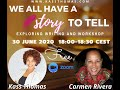 Gambar cover We all have story to Tell | Kass Thomas & Carmen Rivera