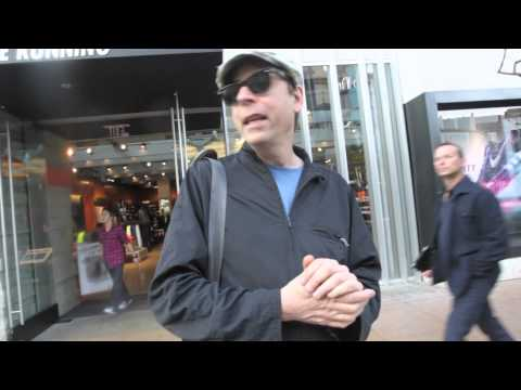 Comedian Fred Stoller, talks about his lawsuit with Kramer Kenny Karmer