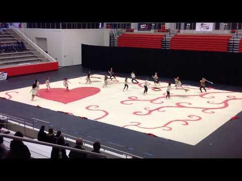 Springtown High School Winterguard