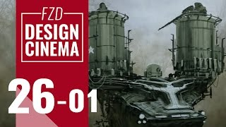Design Cinema – EP 26 - Sniper Vehicle Part 01