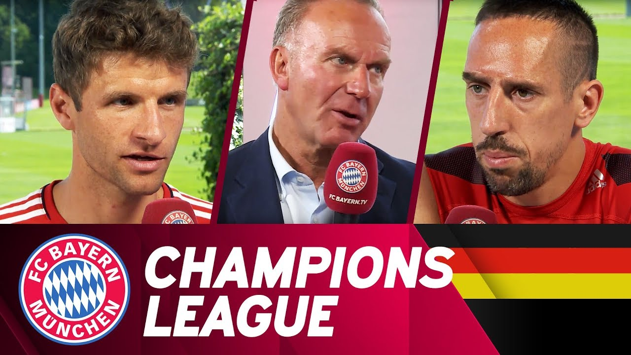 Champions League Auslosung Stimmen