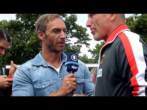 NDR reporter on Euro 2016 Amsterdam