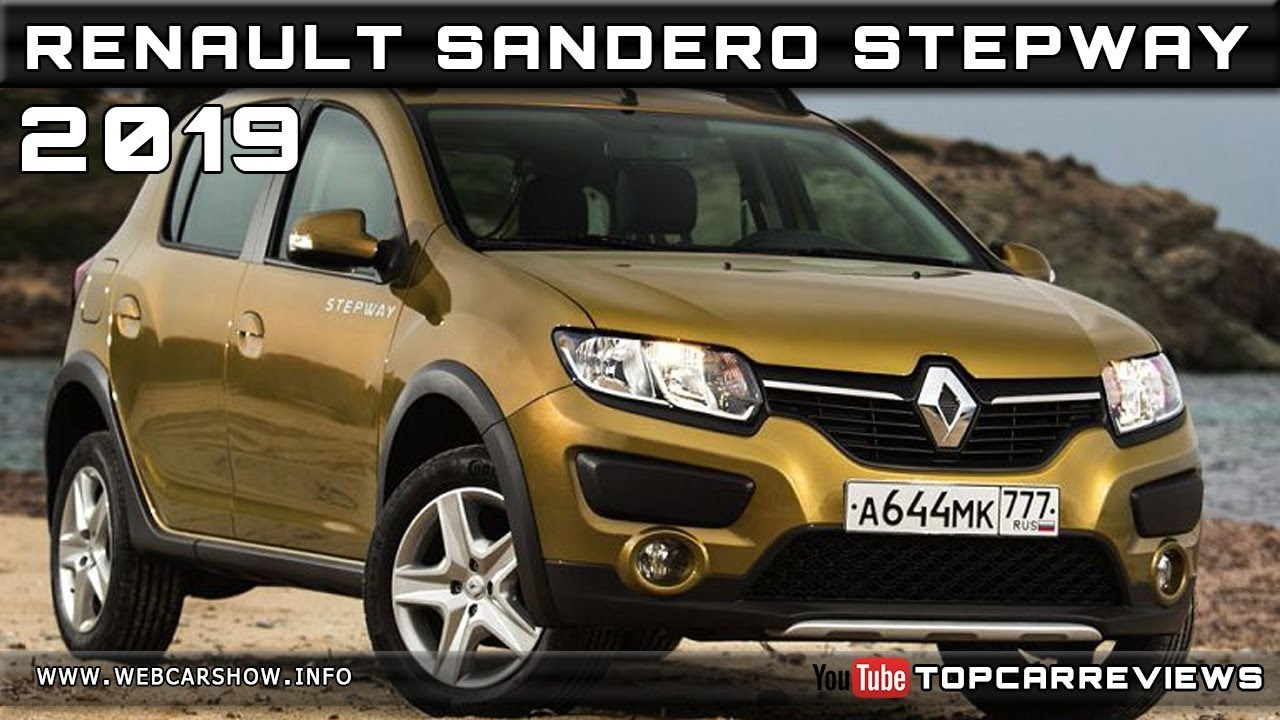 2019 renault sandero stepway review rendered price specs release date youtube. Black Bedroom Furniture Sets. Home Design Ideas