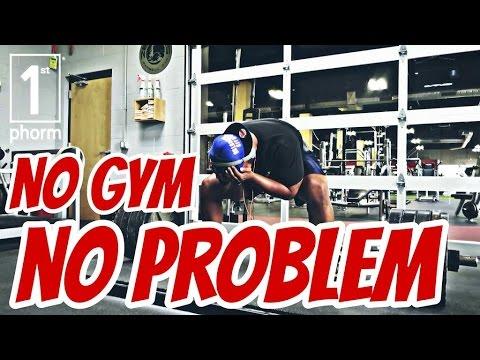 EASY OUTDOOR WORKOUT | No Gym No Problem