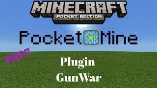 Pocketmine Plugin | GunWars (New Plugin) | PHP7 | Tutorial