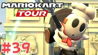 Finish Two Final Cups on Paris Tour - Mario Kart Tour Part 39