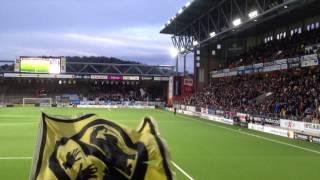 SVFF - Fotbollsmördare Elfsborg mot Malmö