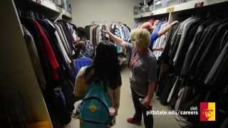 Career Clothes Closet - Pittsburg State University