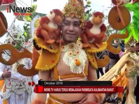 INews TV Harus Terus Memajukan Pariwisata Kalimantan Barat - INNews Kalbar 17/10